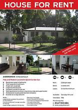 HOUSE FOR RENT - TIDY AND MODERN Andergrove Mackay City Preview