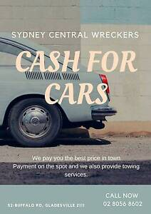 Sydney Central Wreckers Gladesville Ryde Area Preview