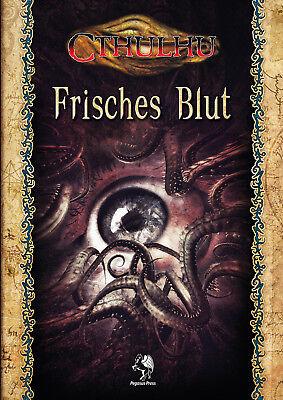 Cthulhu Abenteuer: Frisches Blut