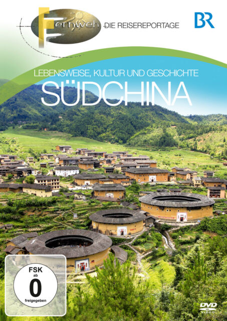 BR Fernweh: Südchina - Das Reisemagazin (DVD) Neu