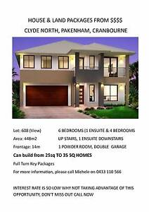 DOUBLE STOREY HOUSE & LAND PACKAGE Cranbourne North Casey Area Preview