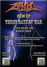 Drummer Wanted for Metal Band Zyphoyd Watsonia Banyule Area Preview