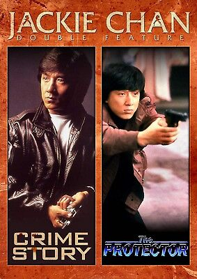 Used, NEW DVD - JACKIE CHAN - CRIME STORY + THE PROTECTOR - DOUBLE FEATURE -  for sale  Kitchener