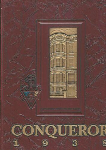 History of Conqueror Lodge #559, NY., Knights of Pythias, 1938, Lot 155
