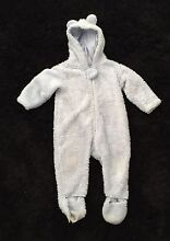 Baby size 1 onesie Wakerley Brisbane South East Preview