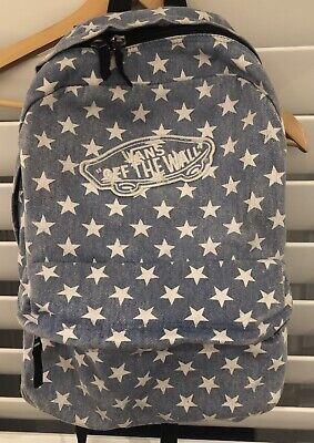 vans rucksack backpack