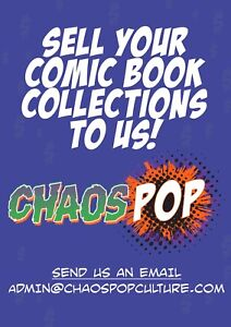 Wanted: We want your comics!