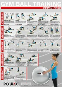 total gym ball workout program for strength tone and