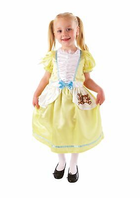 Goldilocks Fairytale Girls Fancy Dress Book Week Costume Outfit  6-8 Yrs](Goldilocks Outfit)