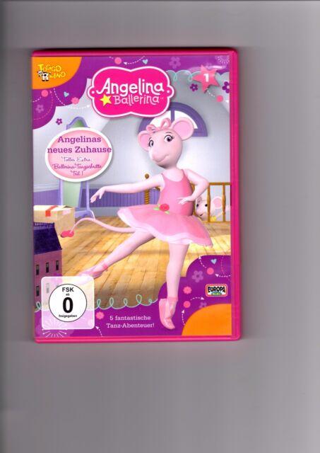 01/Angelinas neues Zuhause (2011) DVD #11941