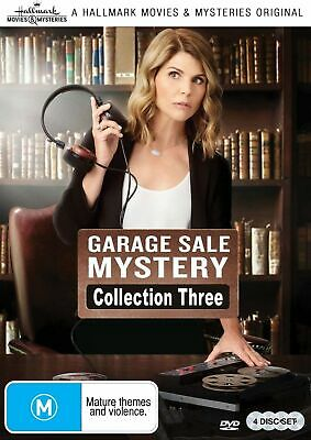 Garage Sale Mystery - Collection 3  (DVD) UK Compatible - sealed