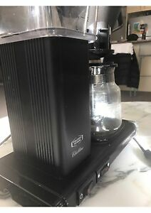 MOCCAMASTER FILTERED COFFEE MACHINE Sydney City Inner Sydney Preview
