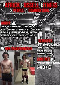 Patrick Russell Fitness Altona Meadows Hobsons Bay Area Preview