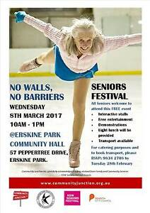 Free Seniors Week Event - Erskine Park Erskine Park Penrith Area Preview