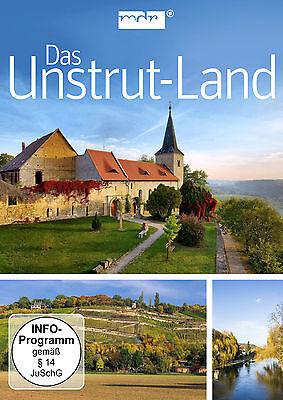DVD Sagenhaft Das Unstrut-Land - Urlaub mit dem Auto