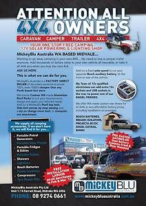 FREE CAMPING POWER, FREE INSTALLATION ON SELECTED PRODUCTS EXTEND Midvale Mundaring Area Preview