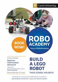 Robo Academy Workshops!