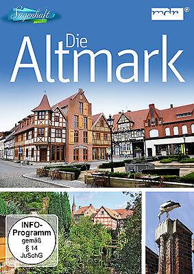 DVD Die Altmark von MDR Sagenhaft - Urlaub mit dem Auto