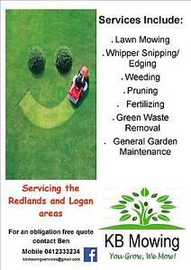 lawn mowing service in Brisbane Region, QLD   Landscaping ...