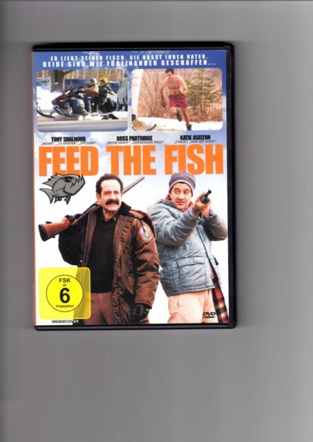 Feed the Fish (2011) DVD #12189