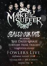 Make Them Suffer Blackwood Mitcham Area Preview