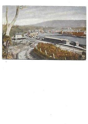 BANTRY County Cork Ireland Early Postcard Railway