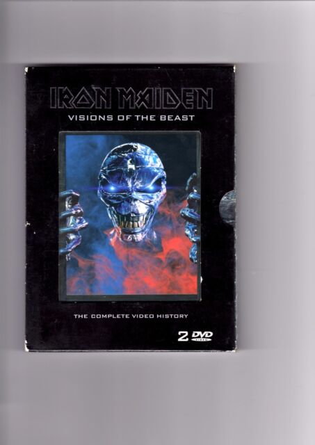 Iron Maiden - Visions of the Beast / 2-DVD`s / DVD #12108
