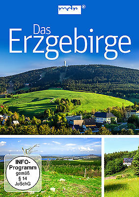 DVD Das Erzgebirge von MDR Sagenhaft - Urlaub mit dem Auto