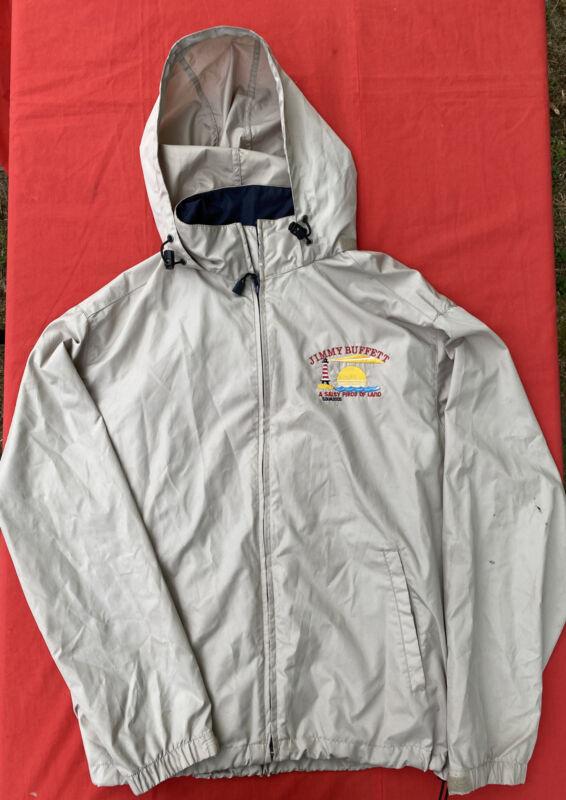 2005 Jimmy Buffett A Salty Piece Of Land Tour Medium Jacket
