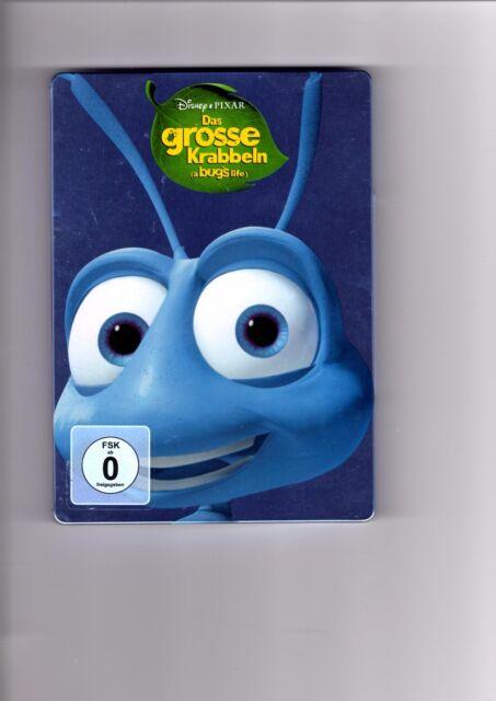 Das grosse Krabbeln (2010) Steelbook DVD #12767