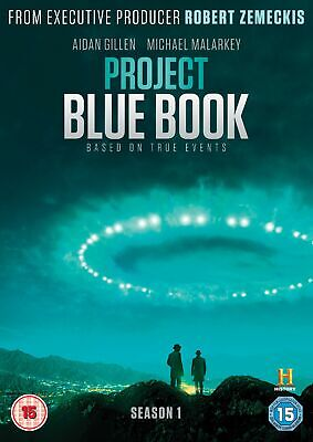 PROJECT BLUE BOOK (DVD) (New)