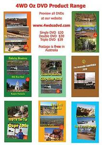 Australian Travel DVDs - Priced FROM $20 - FREE postage. Sydney Region Preview