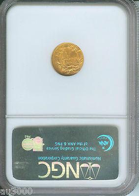 1889 $1 TYPE 3 GOLD DOLLAR G$1 NGC MS67 G$1 MS-67 SCARCE !!
