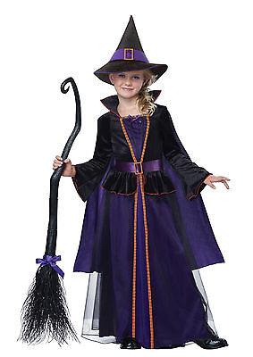 Hocus Pocus Witch Girls Child Costume