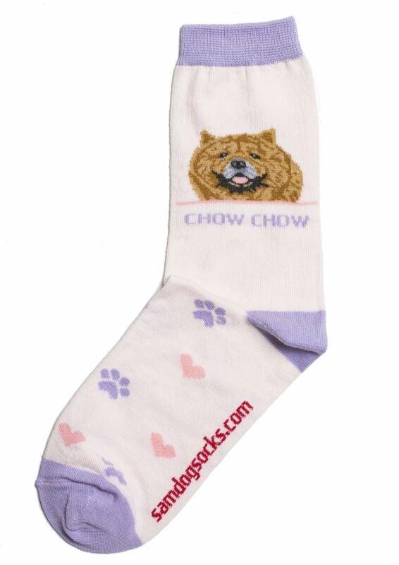 Chow Chow Dog Socks
