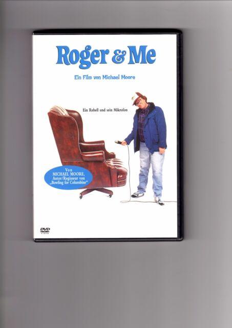 Roger & Me - Michael Moore / DVD #11623