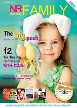 Northern Rivers Family Magazine for Sale Lismore Lismore Area Preview