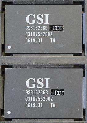 Gsi Technology Gs816236b 133I 18Mb 512Kbx36 Sync Burst Sram Gs816236
