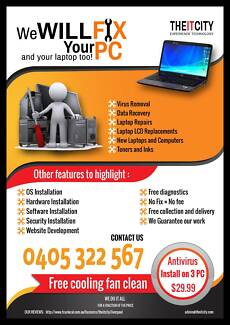 Instant Computer Repairs Liverpool Liverpool Area Preview