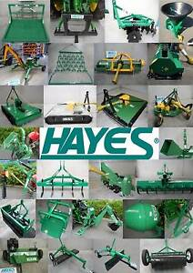 Hayes Products NSW Prestons Liverpool Area Preview