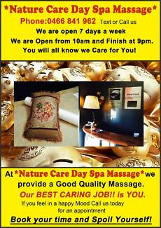 HOT OFFER @ * Nature Care Day Spa Massage* Toorak Stonnington Area Preview