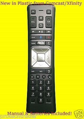 New Xfinity Comcast Voice Remote Control Xr11 Backlight X1 With Batteries Manual