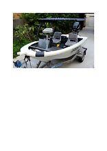 4.5m Custom Fibreglass Sport Fishing Boat Tewantin Noosa Area Preview