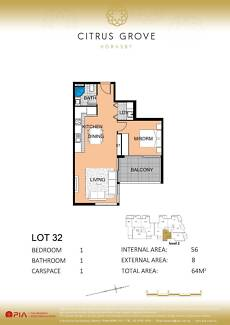 One Bedroom Apartment in Hornsby