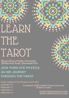 Learn to read the Tarot