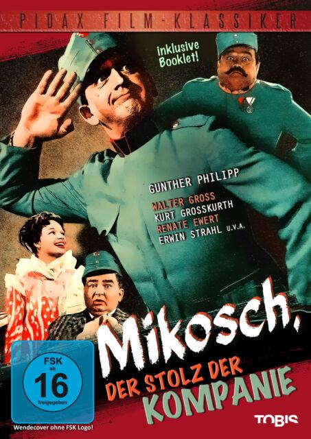 Mikosch der Stolz der Kompanie * DVD Gunther Philipp Pidax Film Neu Ovp
