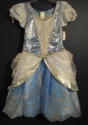 New Disney Store CINDERELLA Costume Dress Adult - Adult Costume Stores