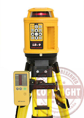 Laser Alignment Lb-9 Self-leveling Rotary Laser Leveltransitspectratopcon