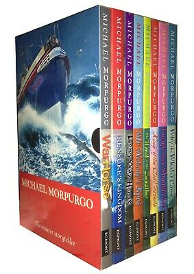 Michael Morpurgo 8 Books Series 1 Young Adult Collection Paperback Box Set
