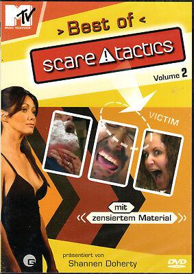 MTV , Best of Scare Tactics 2 ,100% Uncut , new & sealed , (Best Of Scare Tactics)